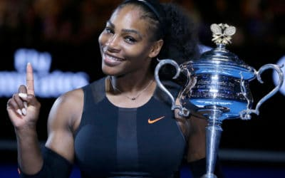 Australian Open Legends – Serena Williams