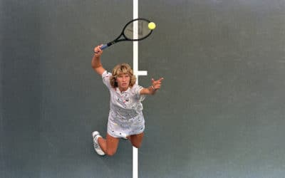 Australian Open Legends – Steffi Graf
