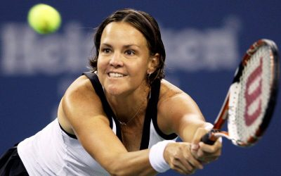 Lindsay Davenport is One of the Best Tennis Minds Around