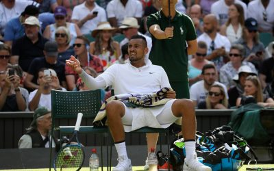 Nick Kyrgios Bad Boy Feud with Rafa Nadal Explained