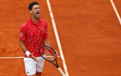 Novak Djokovic and Adria Tour Learns Lesson