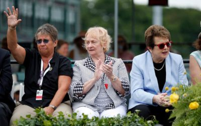 Tennis Hall of Famer, Rosie Casals reveals her greatest wins and losses