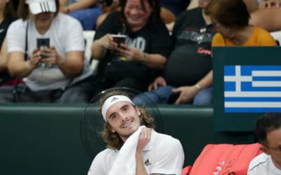 Stefanos Tsitsipas will be a Favorite this Fall