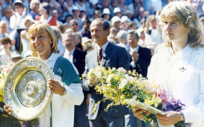 WTA Greatest Rivalries – Graf vs. Navratilova